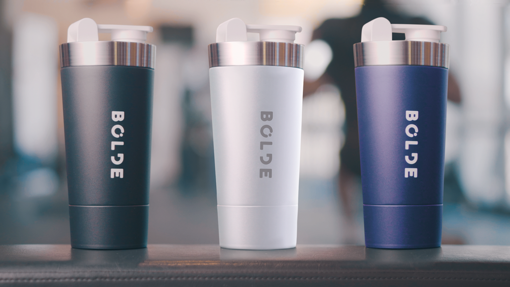 Bolde Bottle: Elite Design & Odor Free Protein Shaker