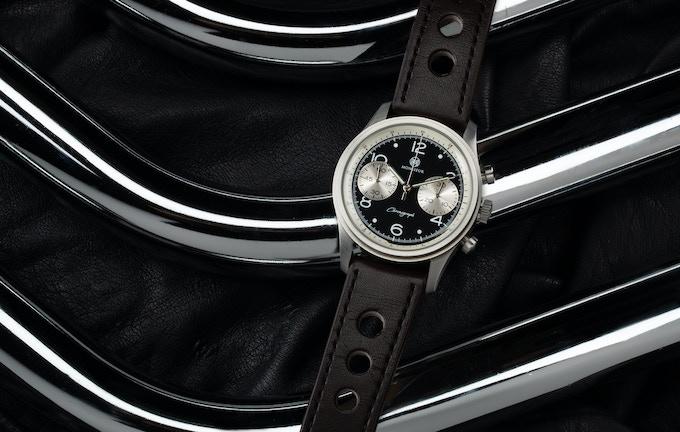 Ranomo Chronograph Reverse Panda (Mechanical ST1901)