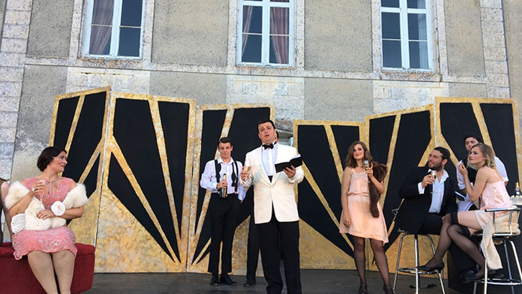Nurturing 2019's operatic talent project video thumbnail