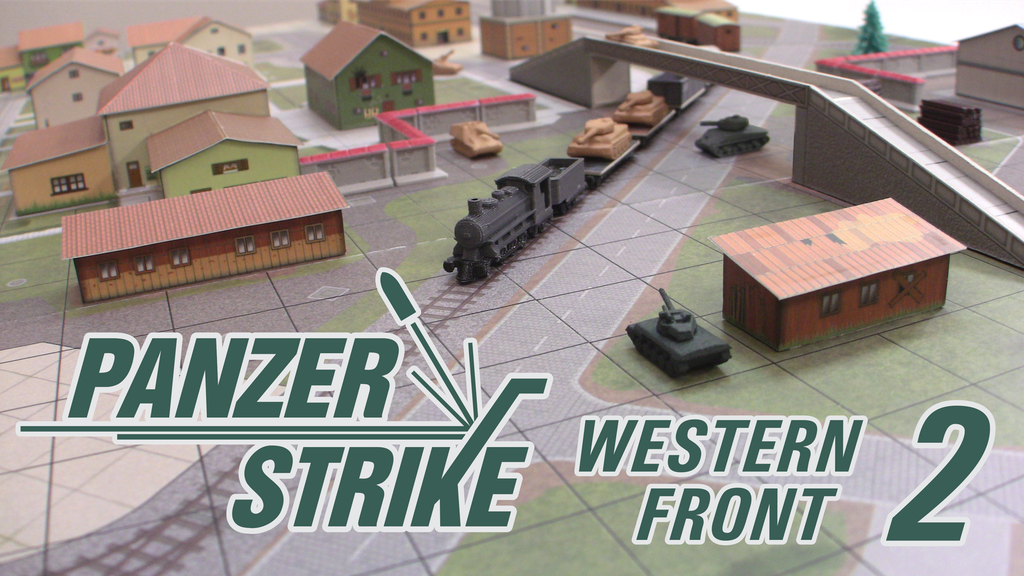 Panzer Strike: Western Front 2 project video thumbnail