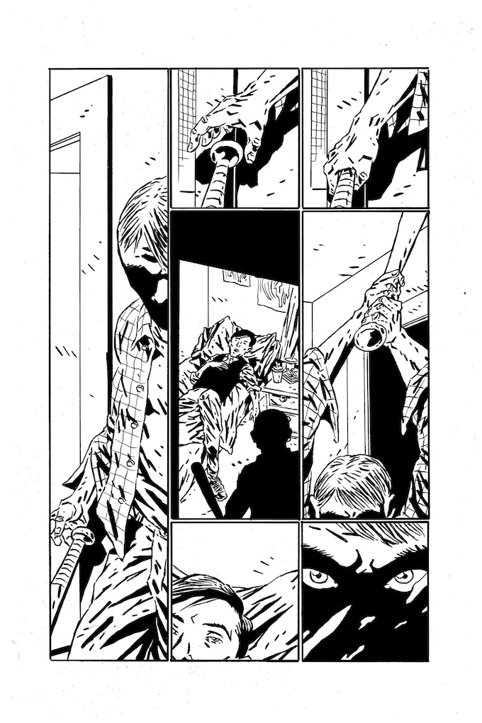 A Grave Mistake Page 3
