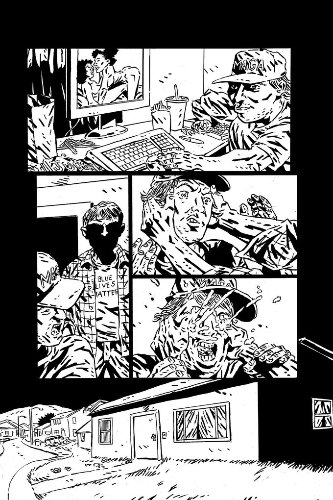 A Grave Mistake Page 4