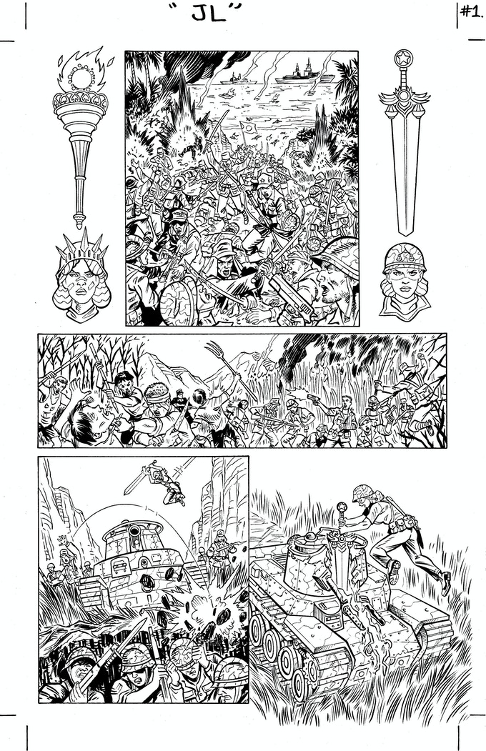 Justice and Liberty Page 1