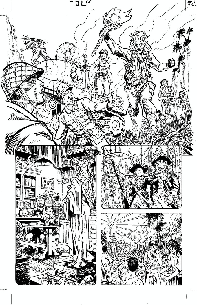Justice and Liberty Page 2