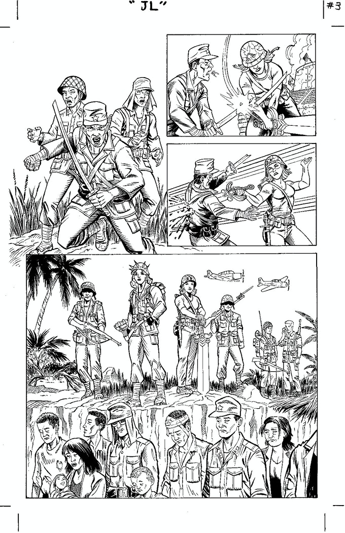 Justice and Liberty Page 3
