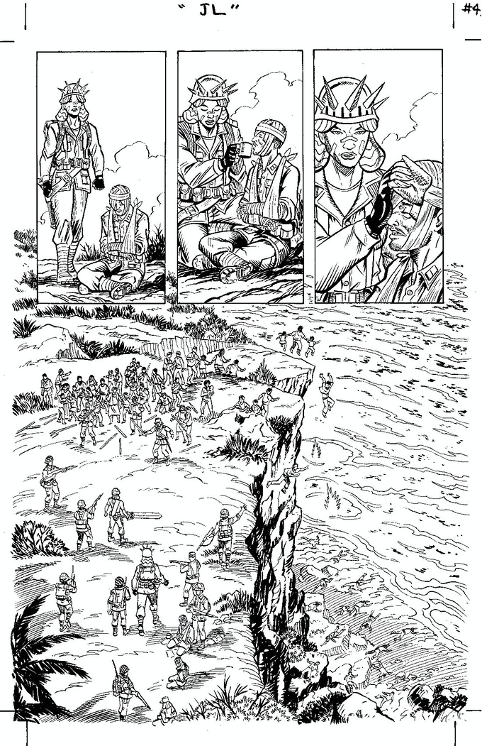 Justice and Liberty Page 4