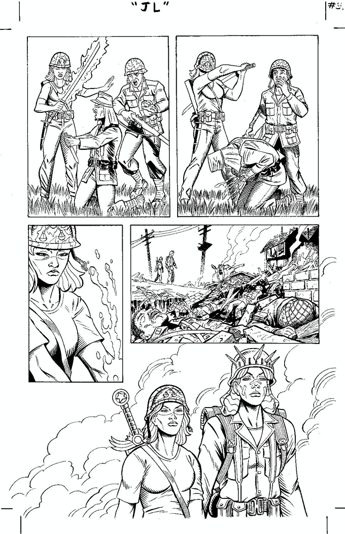 Justice and Liberty Page 5