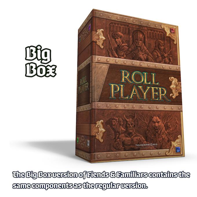 Regelmäßige Box Größe: 318mm x 227mm x 48mm // Big Box Größe: 318mm x 227mm x 120mm