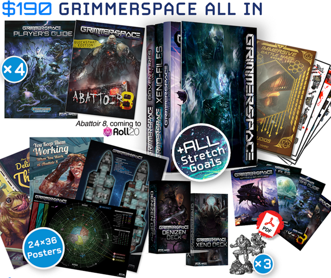 Grimmerspace by Iron GM Games » Congratulations + the All-In