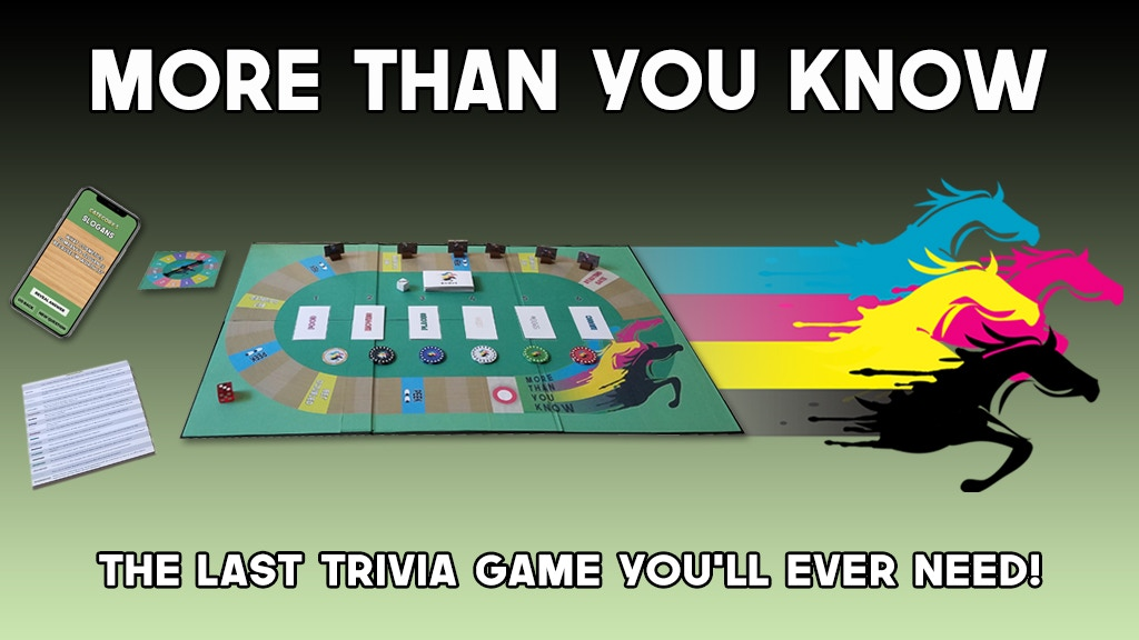 More Than You Know: The Last Trivia Game You'll Ever Need!