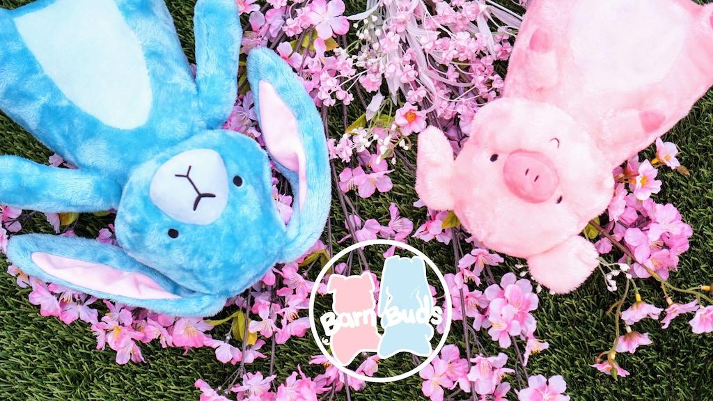 Hamilton & Eleanor: Cutest Softest Companions for Adventure! project video thumbnail