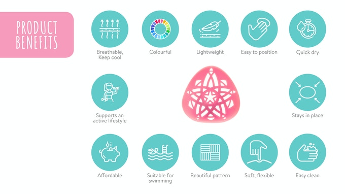 Benefits of the Boost Feel Good Breast Form