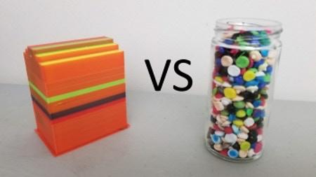 Purge block vs blobs