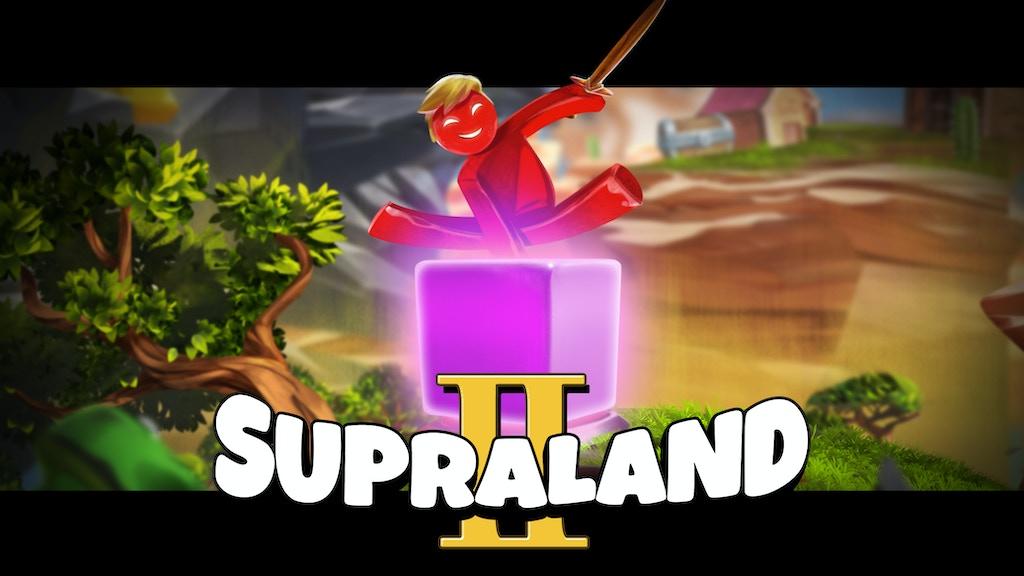 Supraland 2 project video thumbnail