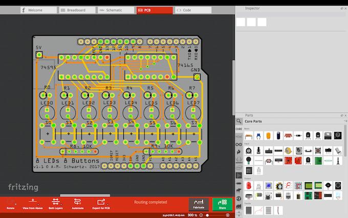 Project PCB Design