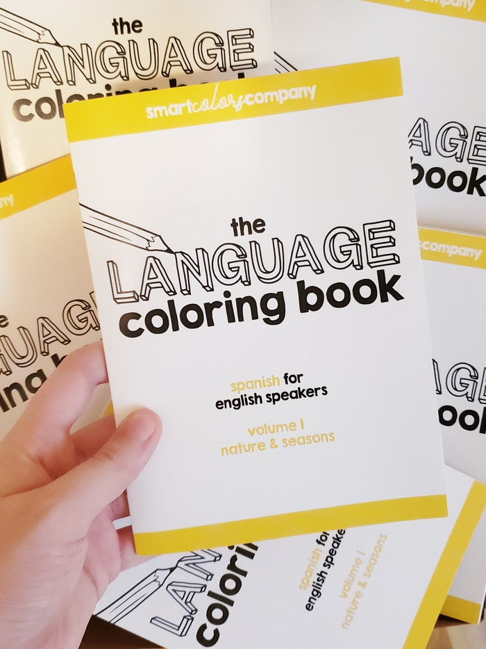Smart Colors Educational Coloring Books by Kelsey Graywill ...