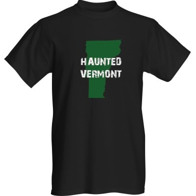 HAUNTED VERMONT (ONLY FRONT)