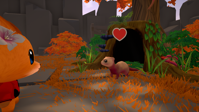 Garden Paws  Multiplayer RPG Simulation game for PC & Switch