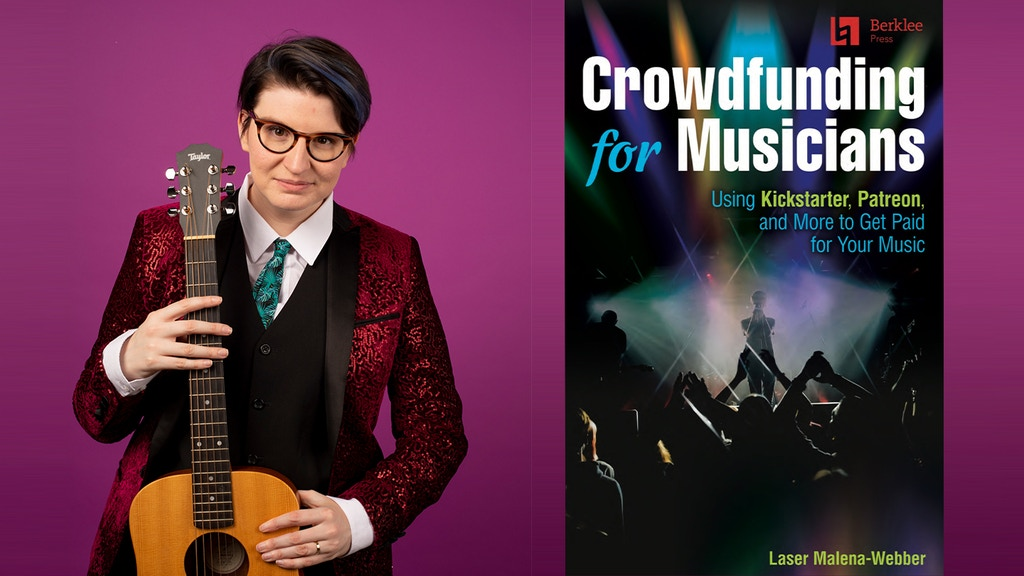 Crowdfunding for Musicians: The Book, Tour, and Project project video thumbnail