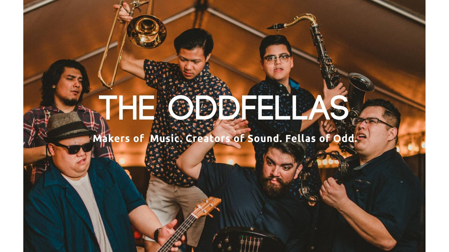 Chasing Dreams: Album Release & Tour by The OddFellas