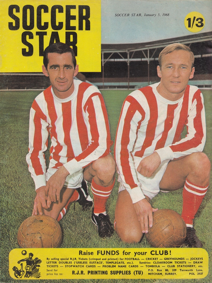 Vernon and Dobing January 1968