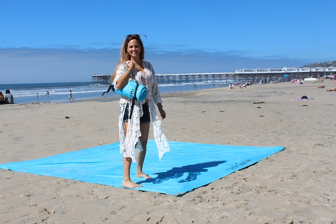 Janice Co-Creator of the Monster Towel!