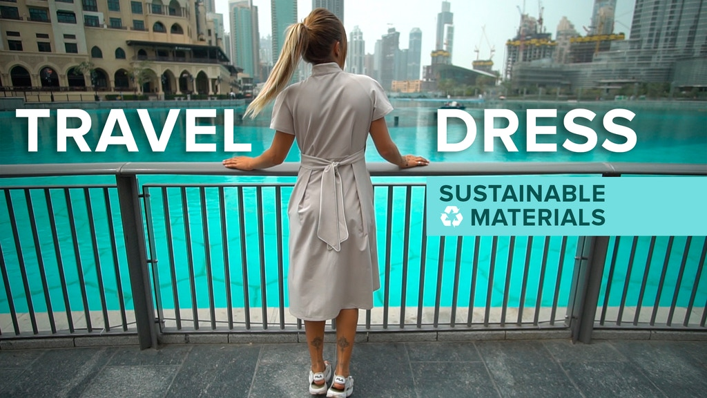 """Omnia Evo"" - the most versatile TRAVEL dress! project video thumbnail"