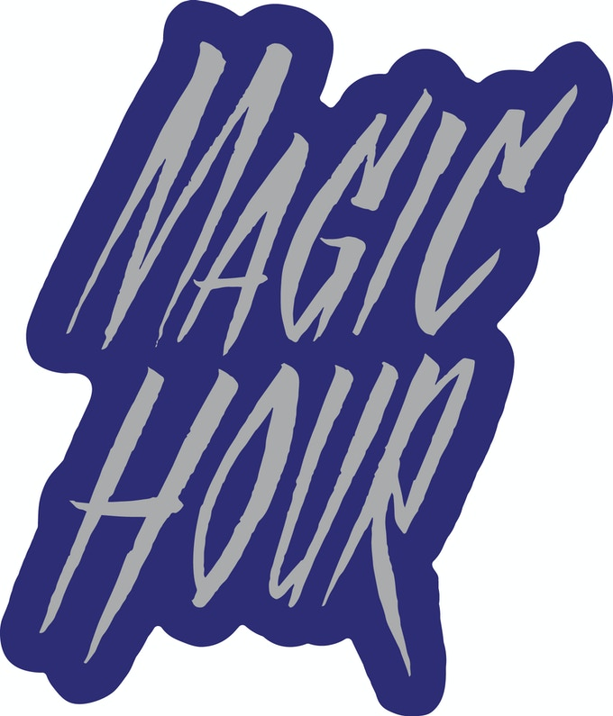 Design for Magic Hour enamel pins by JordanDene included in the Magic Hour Tribe rewards