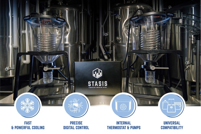The Stasis Craft Brewing Technology For Homebrewers By