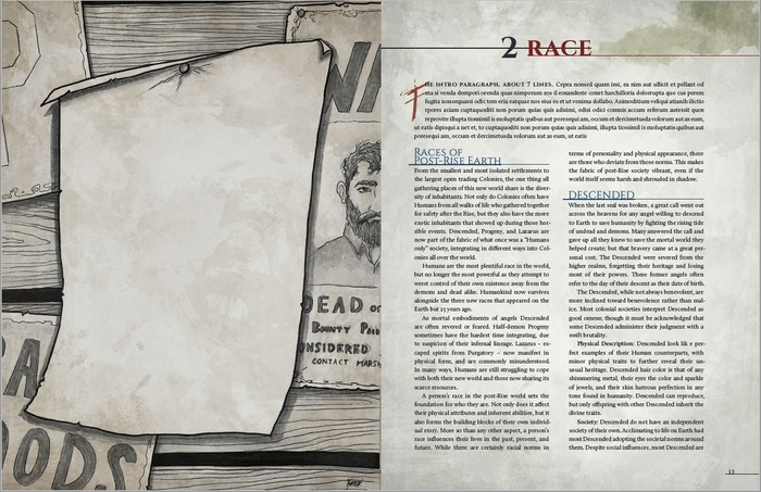Races Chapter Opening