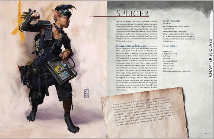 Splicer p1-2