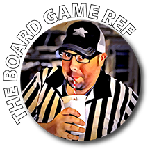 """The simplicity I loved. A quick game is always fun to play!"" - The Board Game Ref"