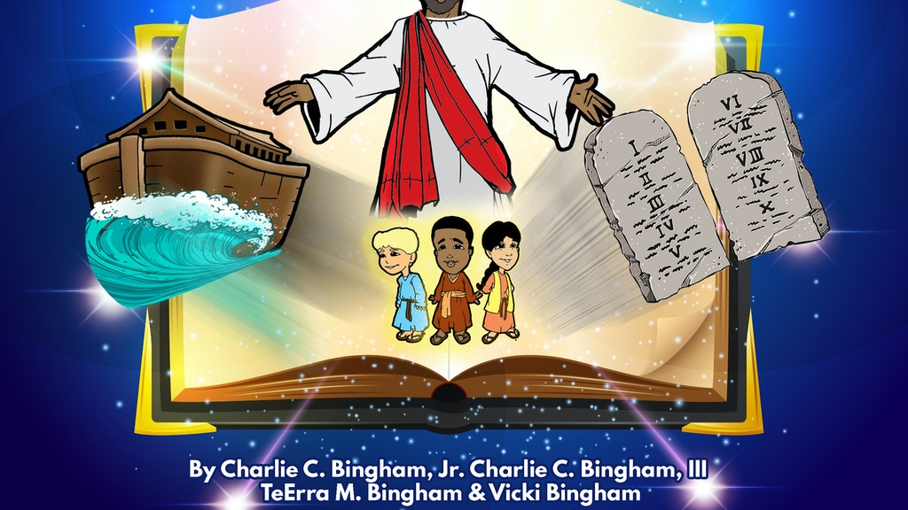 Project image for The Little Brown Bible Storybook for Children