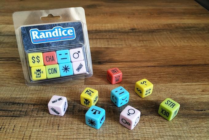 The initial Randice set