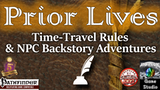 Prior Lives: Time-Travel NPC Past Adventures (Pathfinder/5E) thumbnail