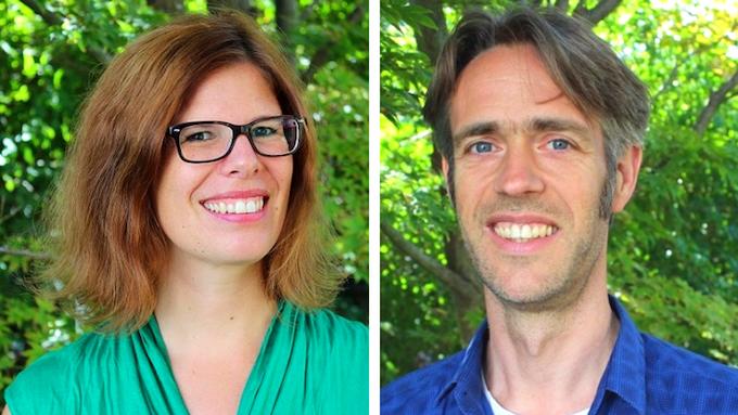 Annette + Julian, founders ajuma