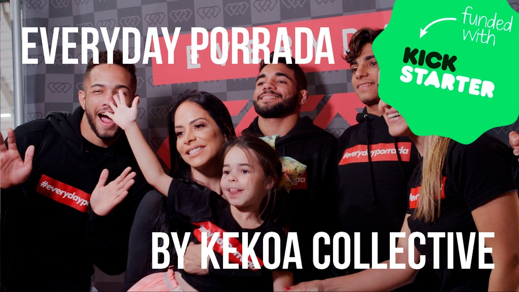 Everyday Porrada by Kekoa Collective project video thumbnail