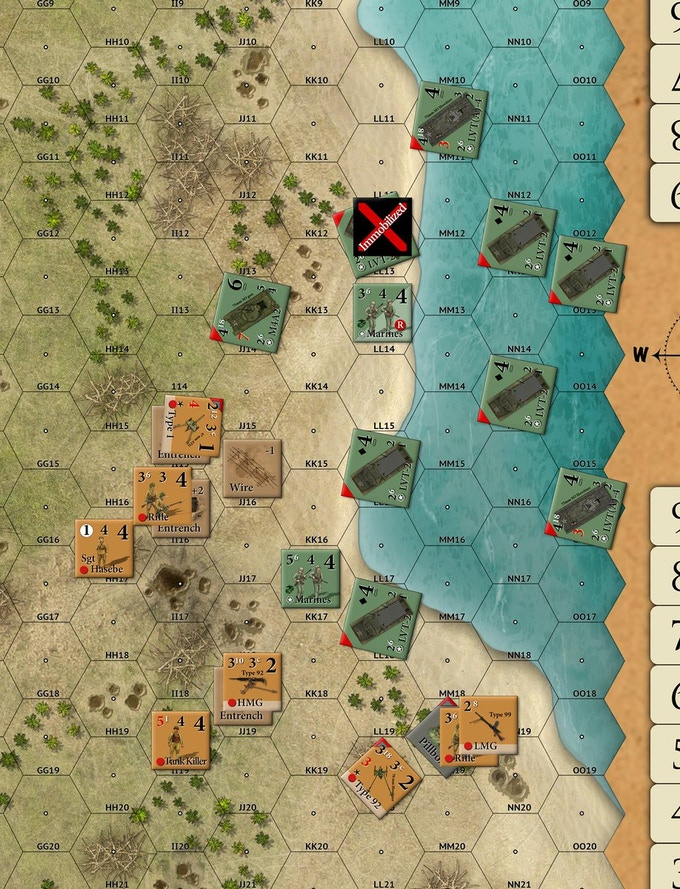 Old School Tactical VOL III: The Pacific Theater by Mark H