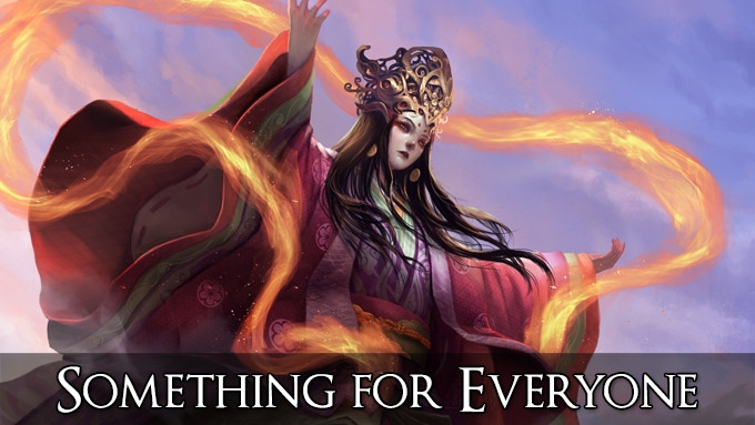 Gods and Goddesses: Redux by Jetpack7 — Kickstarter
