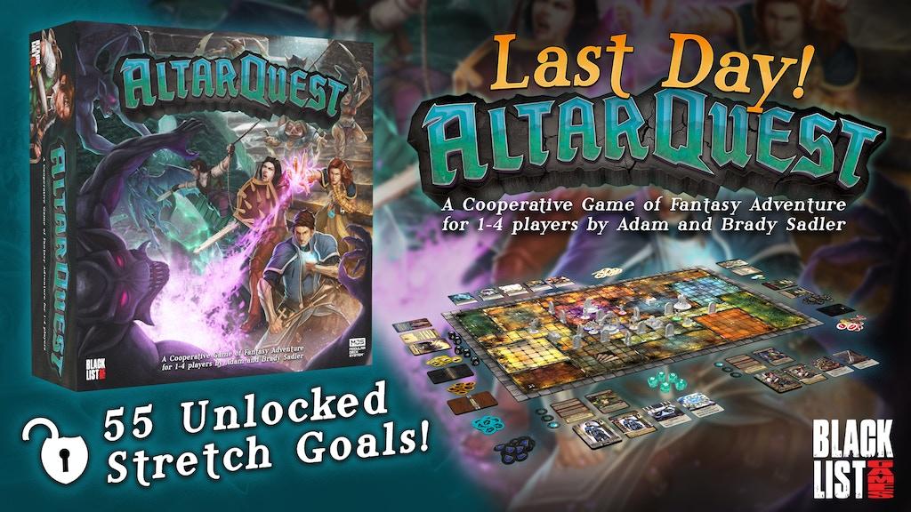 Altar Quest project video thumbnail