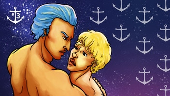 Ship Jumper Book 3: The FINAL chapter! A Gay Romance Comic