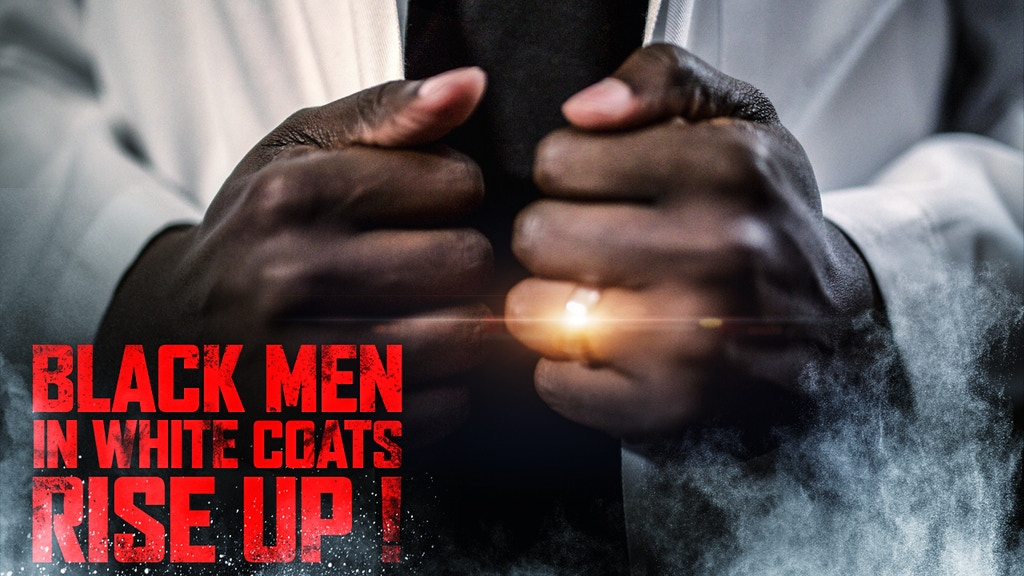RISE UP! The story of black men in white coats. project video thumbnail