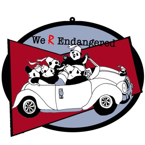 Don't let the Panda Kindergarten drive the car!
