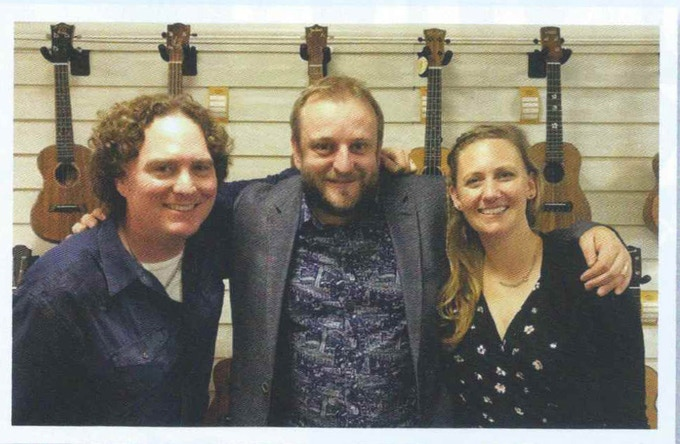"""""""I'd just watched Victoria perform at World of Uke with her husband, Jack Maher, to conclude her tour on this side of the Atlantic, and realised I'd just seen something very special.""""  Matt Warnes (World of Uke, Carlisle, UK)"""