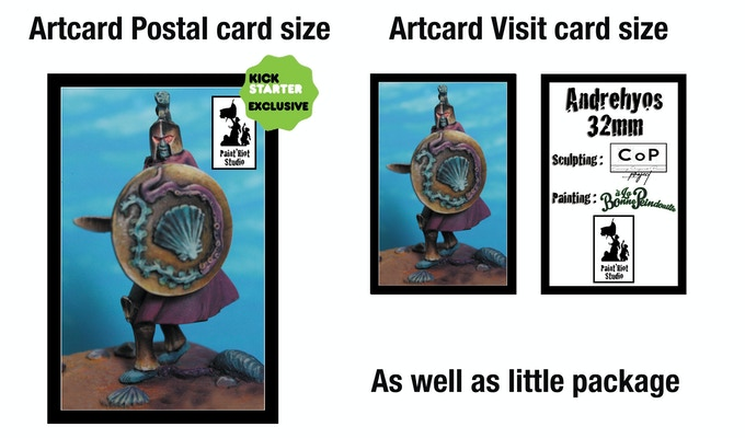 Note : Update concept of Art Cards.