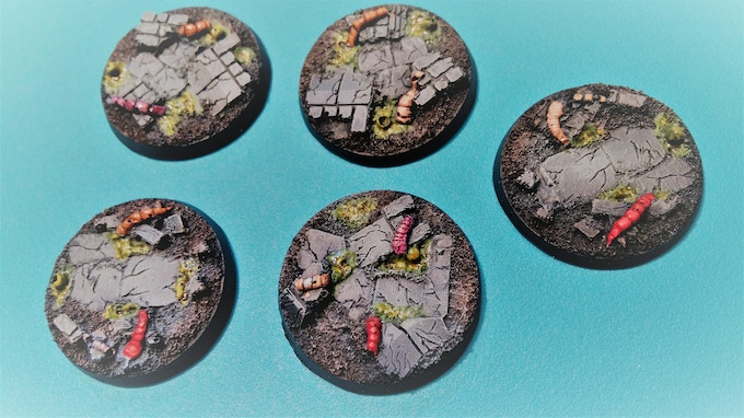 40mm Chaos Bases