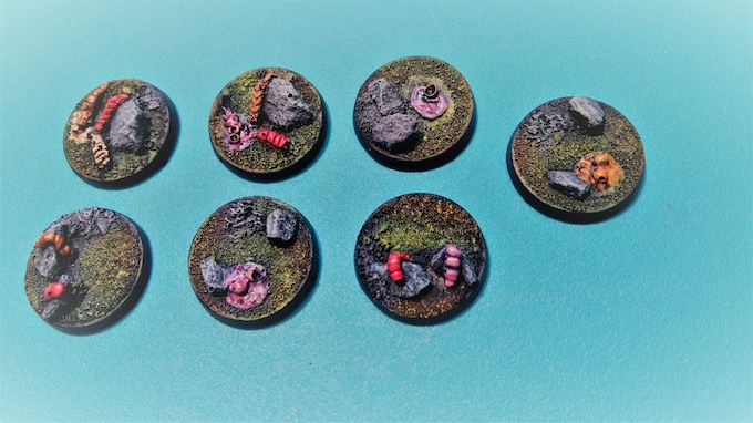 25mm Chaos Bases