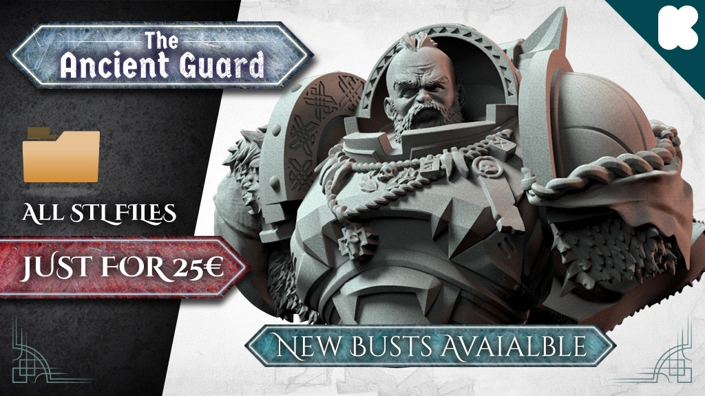 The Ancient guard: Miniatures for Wargames & Collecting project video thumbnail
