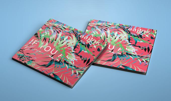 If You Ask CD (digital mockup)