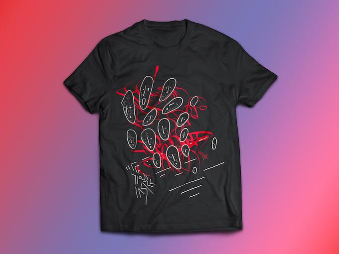 If You Ask T-Shirt - Black (digital mockup)